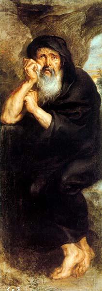Heráclito / Peter Paul Rubens / (1577-1640)